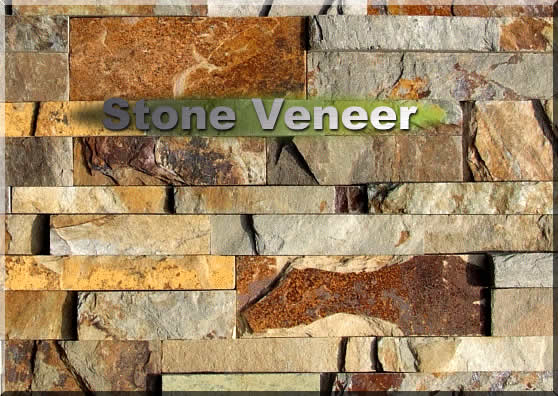 Nashville Retaining Wall natural stone veneer